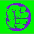 Hulk -  Logoshirt Shop