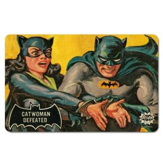 Batman Frühstücksbrettchen - DC Comics - Catwoman
