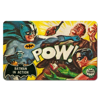 Batman Frühstücksbrettchen - DC Comics - In Aktion