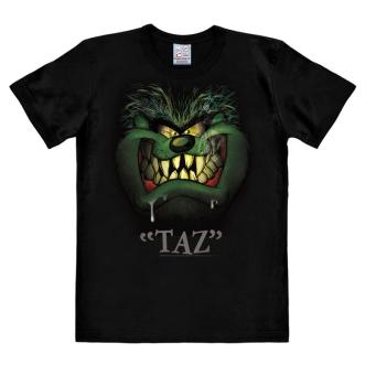 Taz - Portrait - Cartoon - Looney Tunes - Easyfit - T-Shirt