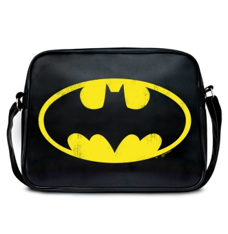 Batman - Logo - DC Comics - Tasche - Umhängetasche - City Bag