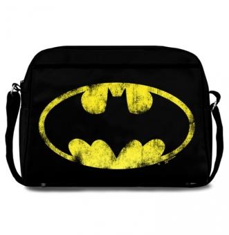 Batman - Logo - DC Comics - Street Bag - Tasche - Umhängetasche