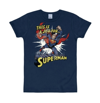 DC - Superman - Job - DC Comics - Unisex T-Shirt
