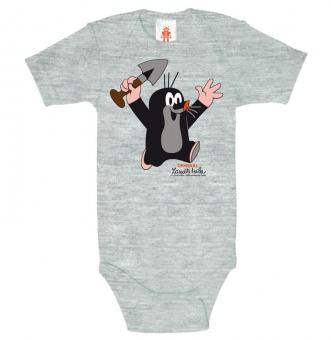 Der kleine Maulwurf - Freude - Juhu - Baby Body - Kurzarm