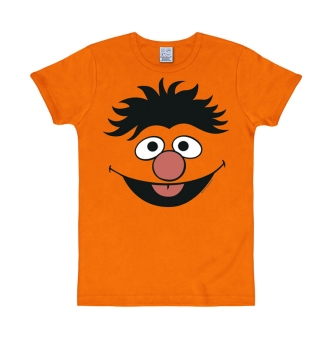 Ernie - Gesicht - Sesamstrasse - Unisex T-Shirt