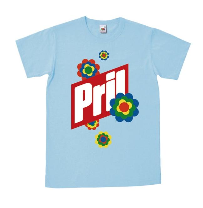 PRIL light blue | L