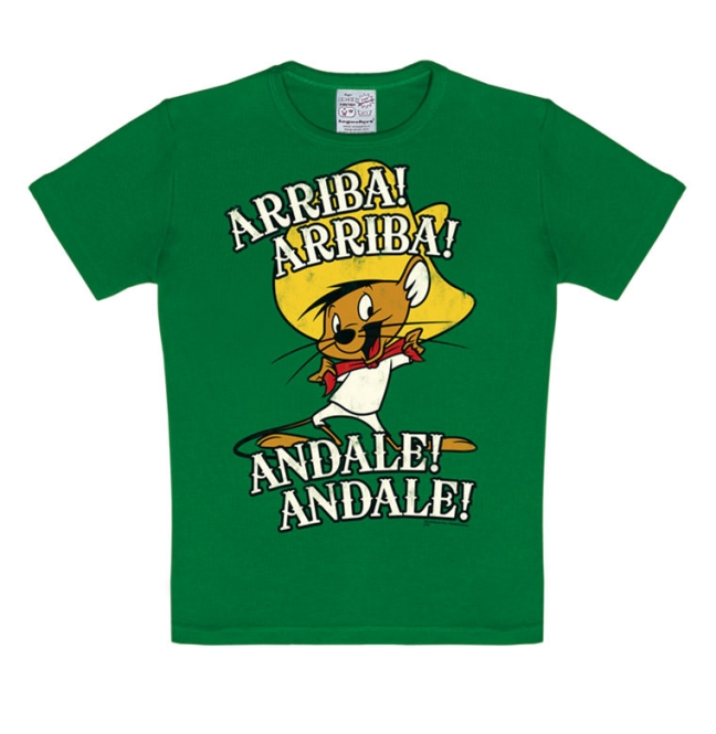 LOONEY TUNES - ARRIBA! ANDALE! green | 80