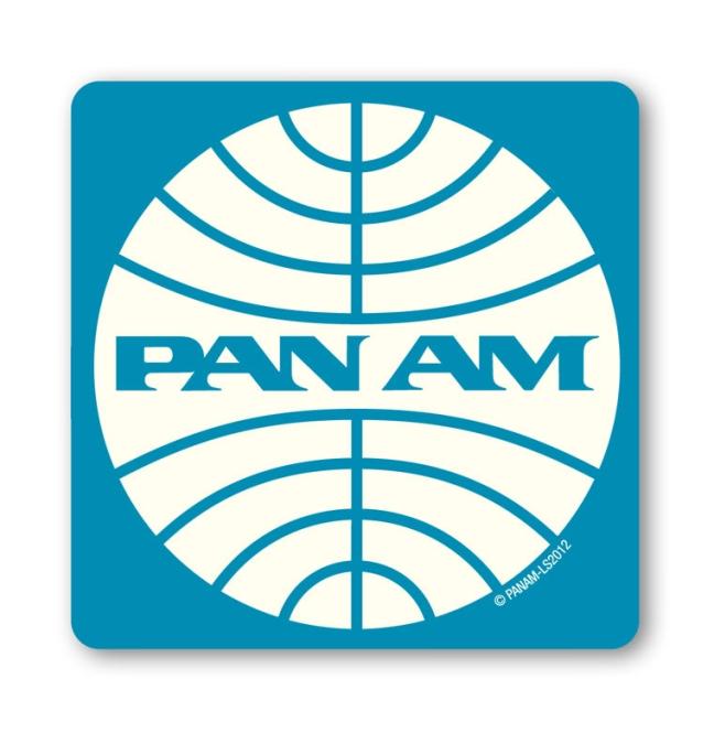 PAN AM turquoise | OS