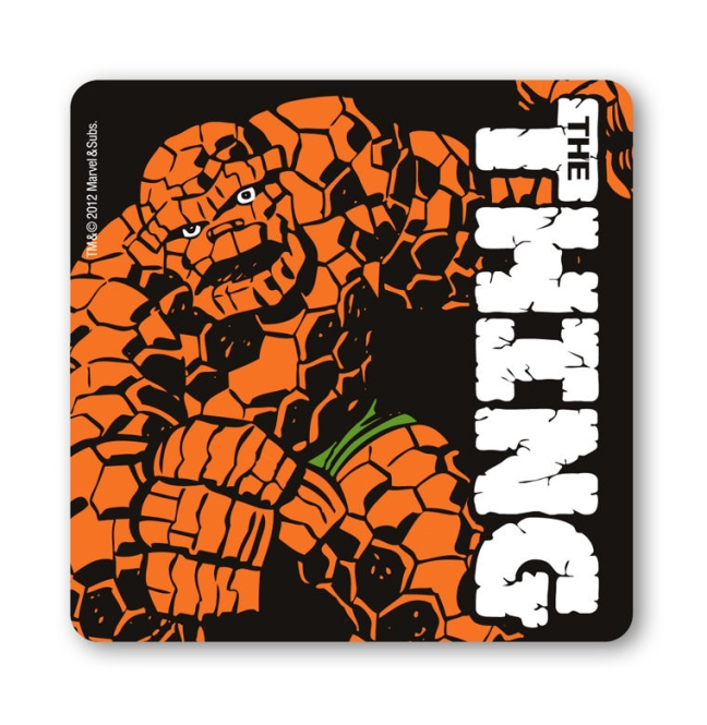 MARVEL - THE THING black | OS