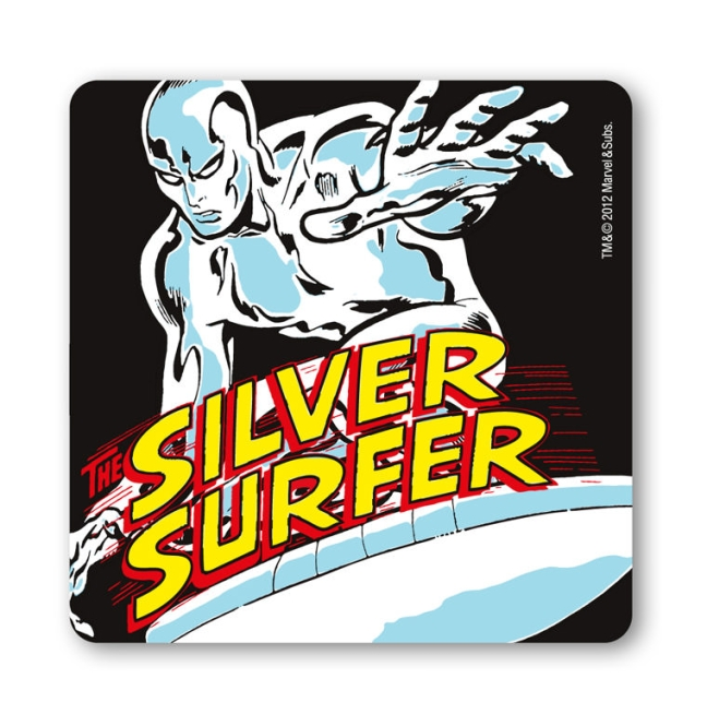 MARVEL - SILVER SURFER black | OS