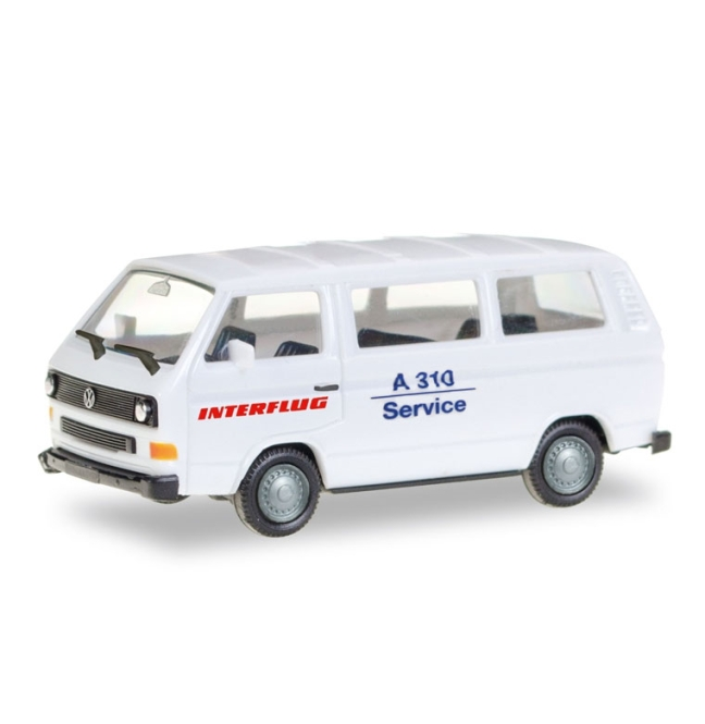 "VW T3 BUS ""INTERFLUG"""