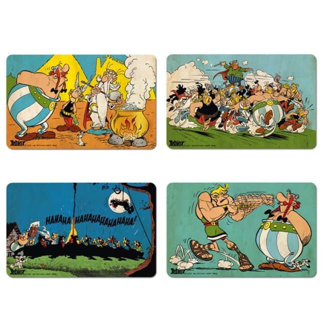 ASTERIX 4 SET