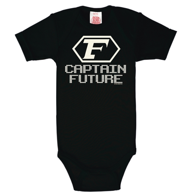 CAPTAIN FUTURE - LOGO NAME
