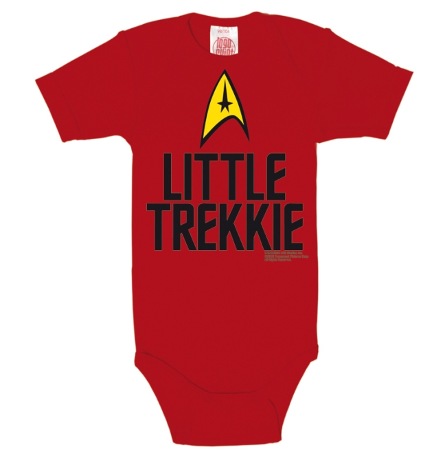 STAR TREK - LITTLE TREKKIE