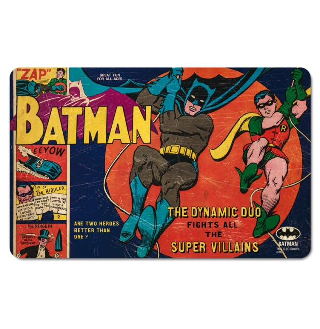 BATMAN - THE DYNAMIC DUO farbig | OS