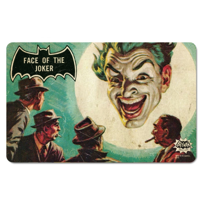 Batman - Face Of The Joker