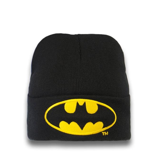 BATMAN - LOGO black | OS