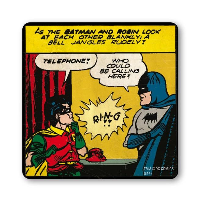Batman And Robin - Telephone!