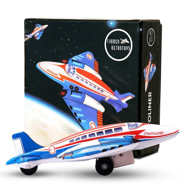 6017800 Blechflugzeug