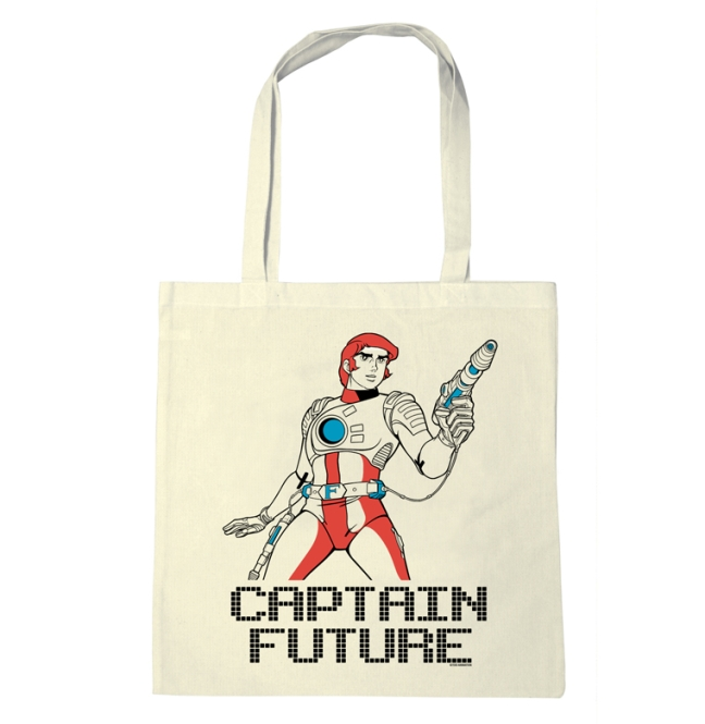 CAPTAIN FUTURE BAG natural | OS
