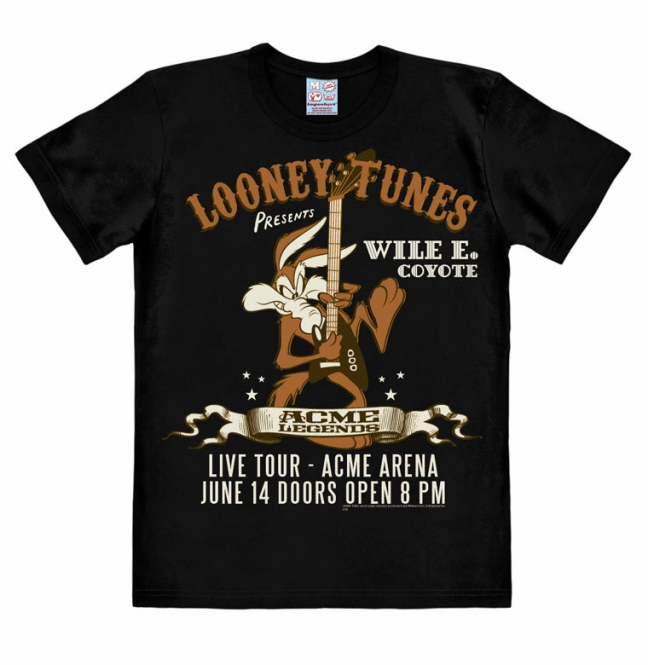 LOONEY T.-WILE E. COYOTE-LEGEN