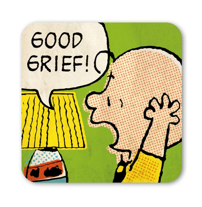 PEANUTS - CHARLIE BROWN - GOOD