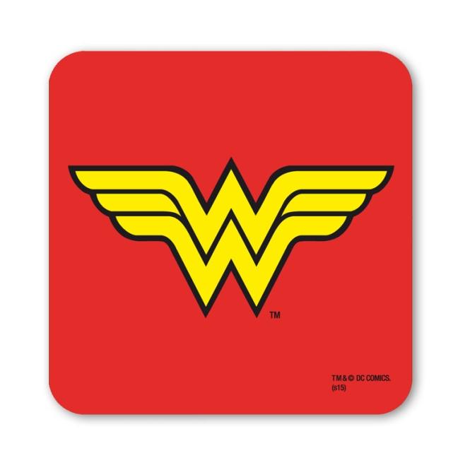 DC - WONDER WOMAN - LOGO red | OS