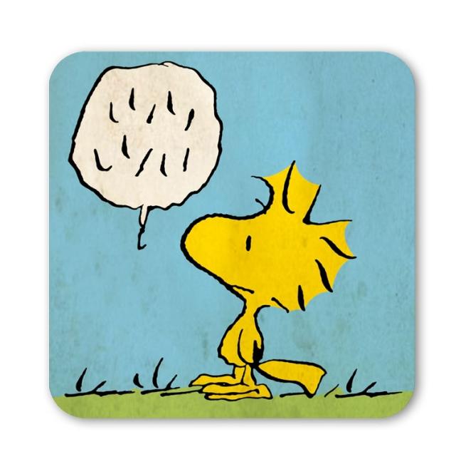 Peanuts - Woodstock farbig | OS