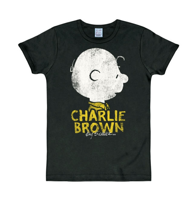 PEANUTS - CHARLIE BROWN + NAME