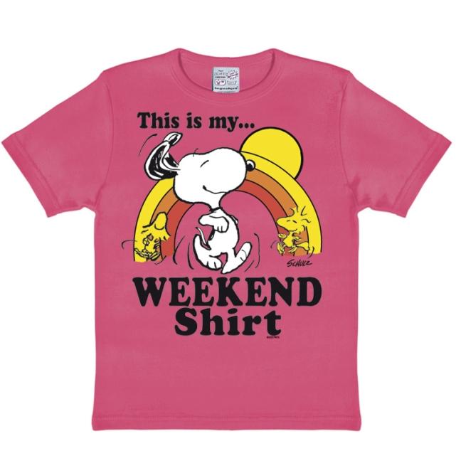 Peanuts - Weekend Shirt