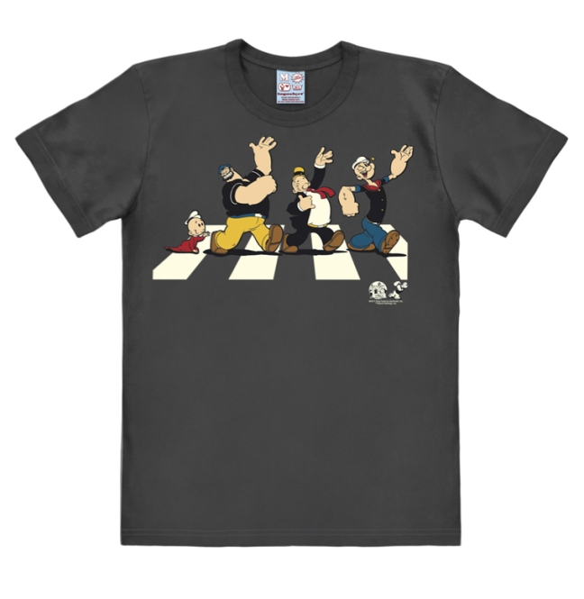POPEYE - ABBEY - ROAD