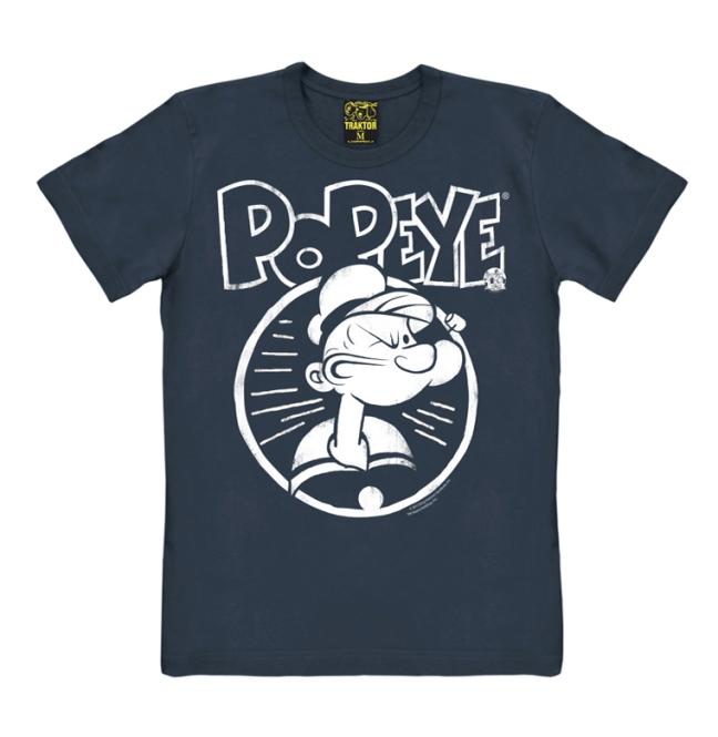 POPEYE - PORTRAIT navy | S