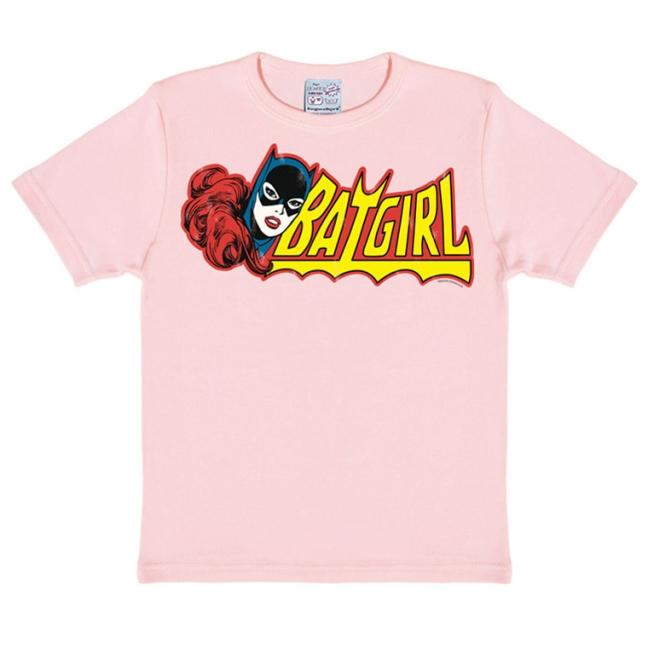 BATMAN - BATGIRL pastel pink   140