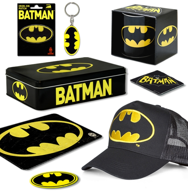 BATMAN - FAN SET
