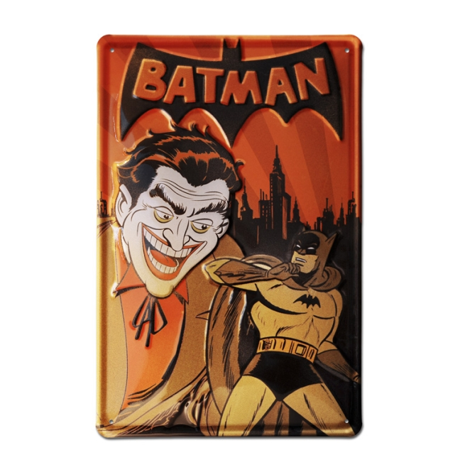 BATMAN - JOKER WITH BATMAN