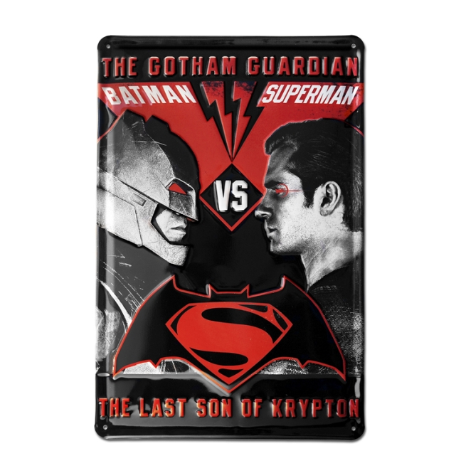 BATMAN V SUPERMAN - THE ULTIMA