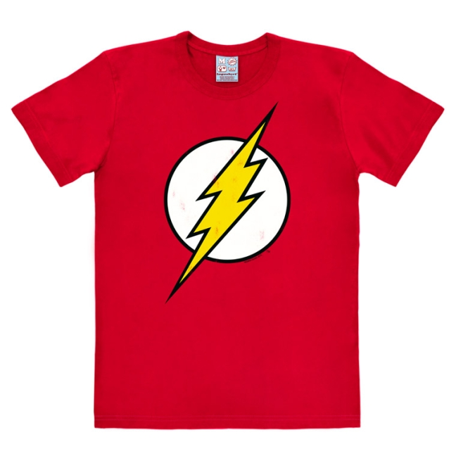 DC - FLASH - LOGO red | XXL