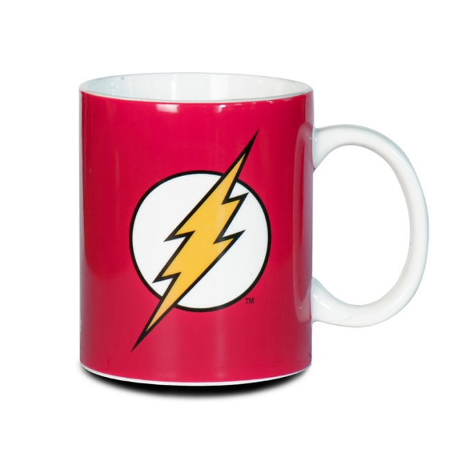 DC- FLASH - LOGO