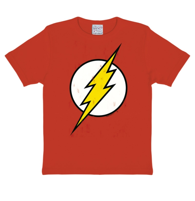 DC - FLASH - LOGO red | 104
