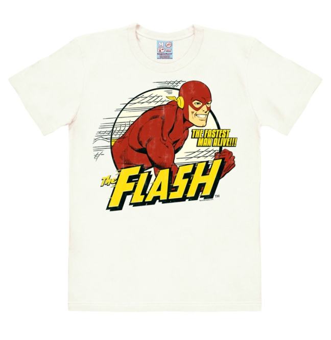 DC - Flash The Fastest Man Ali almost white | L