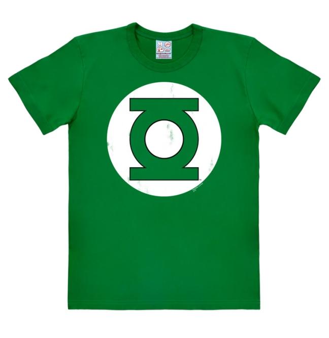 DC - GREEN LANTERN - LOGO green | S