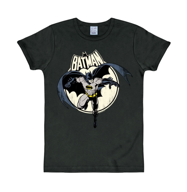 BATMAN - FULL MOON black | XL