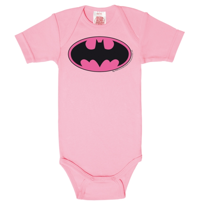 Batman - Logo Pink