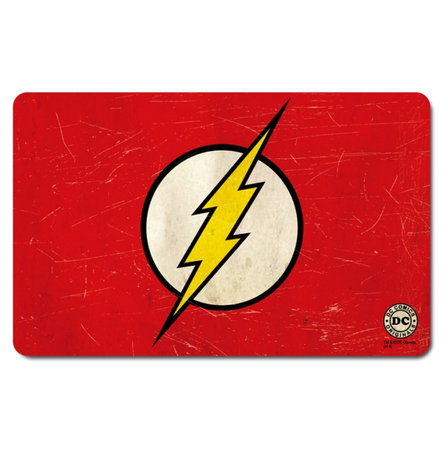 DC - FLASH - LOGO red | OS