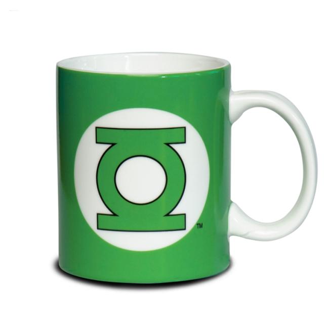 DC- GREEN LANTERN - LOGO