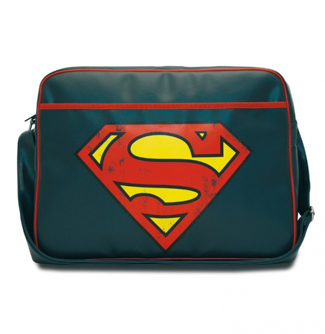 SUPERMAN - LOGO (LANDSCAPE)