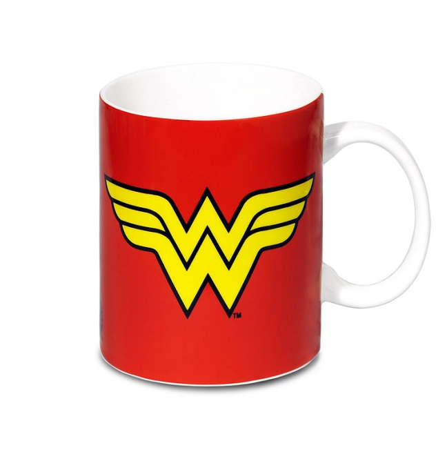 DC - WONDER WOMAN - WW-LOGO
