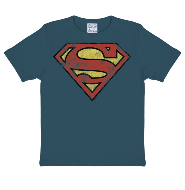 Superman - Logo medium blue | 158