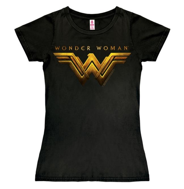 DC - WONDER WOMAN - MOVIE black   L