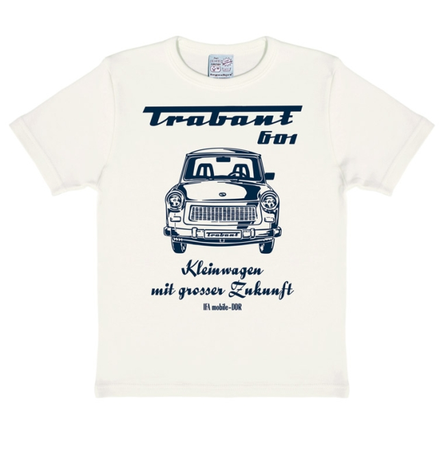 kinder t shirt trabant 601 trabant 601 logoshirt. Black Bedroom Furniture Sets. Home Design Ideas